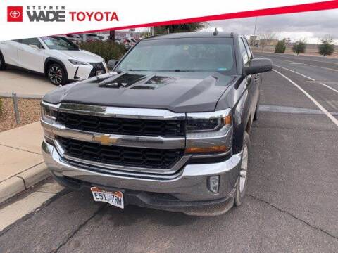 2016 Chevrolet Silverado 1500 for sale at Stephen Wade Pre-Owned Supercenter in Saint George UT