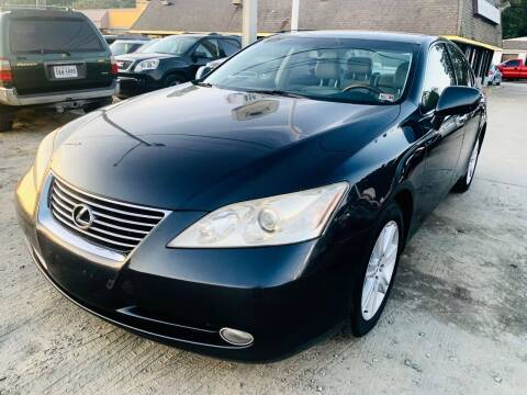 2007 Lexus ES 350 for sale at Auto Space LLC in Norfolk VA