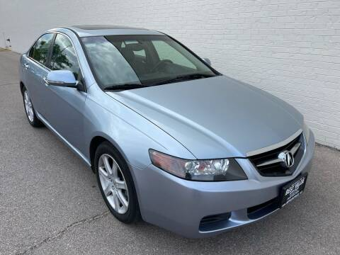 2004 Acura TSX for sale at Best Value Auto Sales in Hutchinson KS