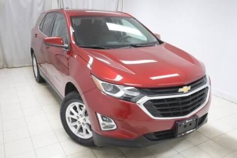 2018 Chevrolet Equinox for sale at EMG AUTO SALES in Avenel NJ