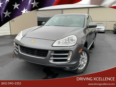 2008 Porsche Cayenne for sale at Driving Xcellence in Jeffersonville IN