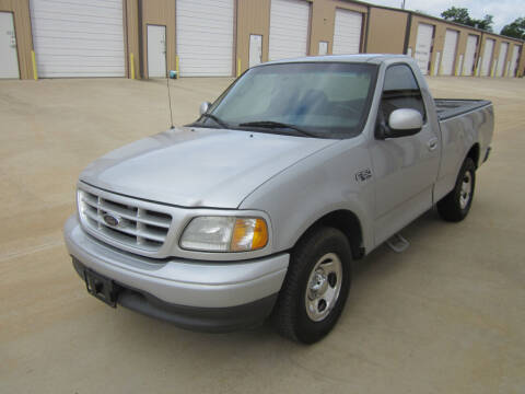 2003 Ford F-150 for sale at Geaux Texas Auto & Truck Sales in Tyler TX