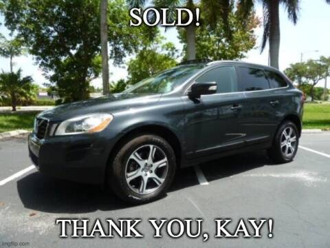 2013 Volvo XC60 for sale at VehicleVille in Fort Lauderdale FL