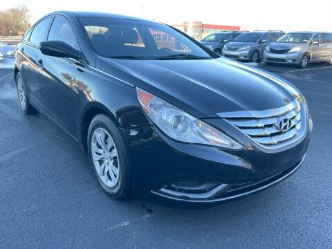 2011 Hyundai Sonata for sale at Quality Motors Inc in Indianapolis IN