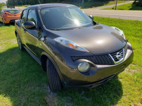 2011 Nissan JUKE for sale at Scarletts Cars in Camden TN
