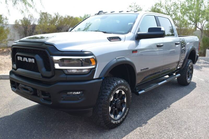 2020 RAM Ram Pickup 2500 for sale at AMERICAN LEASING & SALES in Tempe AZ