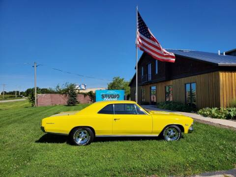 1966 Chevrolet Chevelle for sale at Studio Hotrods in Richmond IL