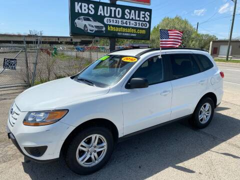2010 Hyundai Santa Fe for sale at KBS Auto Sales in Cincinnati OH