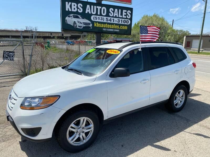 2010 Hyundai Santa Fe for sale at KBS Auto Sales in Cincinnati OH