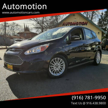 2016 Ford C-MAX Hybrid for sale at Automotion in Roseville CA