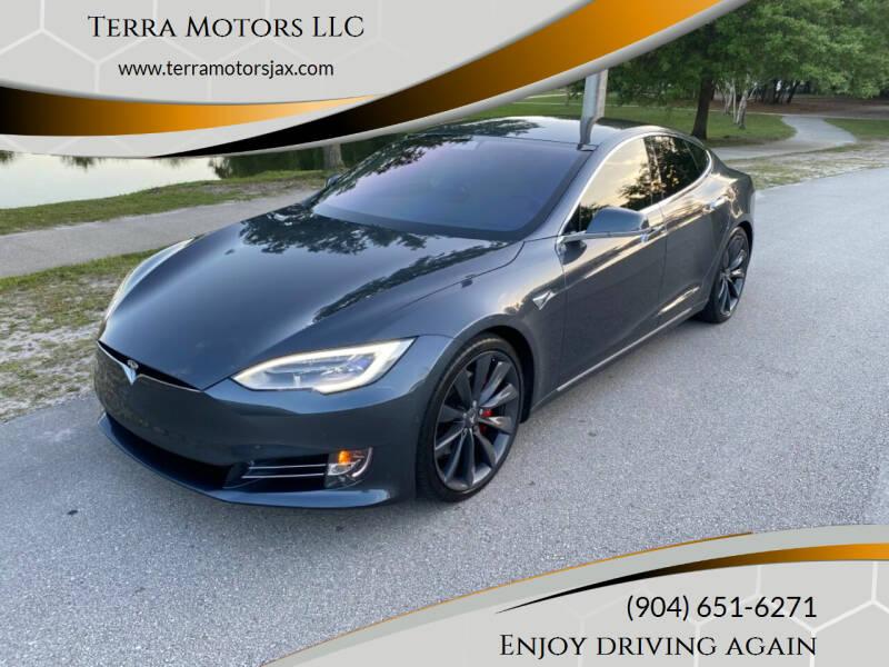 2016 Tesla Model S for sale at Terra Motors LLC in Jacksonville FL