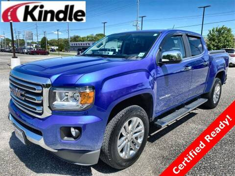 2018 GMC Canyon for sale at Kindle Auto Plaza in Middle Township NJ