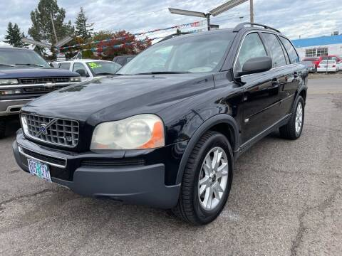 2006 Volvo XC90 for sale at Stag Motors in Portland OR