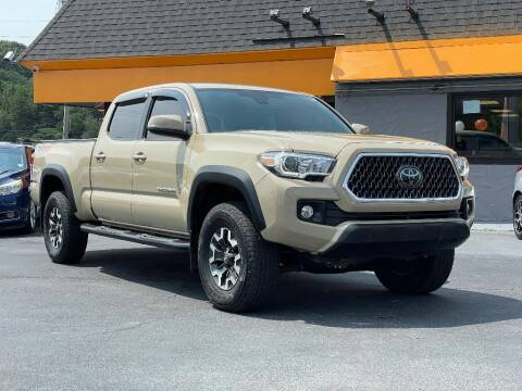 2018 Toyota Tacoma for sale at Ole Ben Franklin Motors Clinton Highway in Knoxville TN