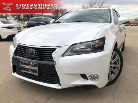 2015 Lexus GS 350 for sale at European Motors Inc in Plano TX