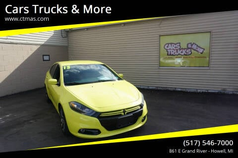 2013 Dodge Dart for sale at Cars Trucks & More in Howell MI