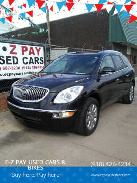 2012 Buick Enclave for sale at E-Z Pay Used Cars in McAlester OK