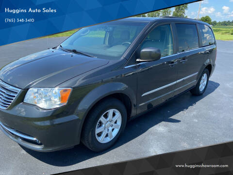 2012 Chrysler Town and Country for sale at Huggins Auto Sales in Hartford City IN