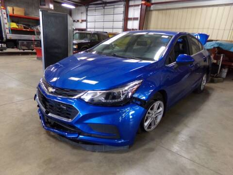 2017 Chevrolet Cruze for sale at Rose Auto Sales & Motorsports Inc in McHenry IL
