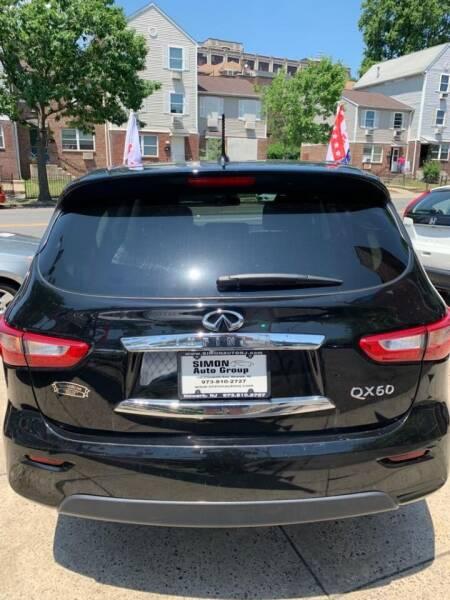 2015 Infiniti QX60 AWD 4dr SUV - Newark NJ