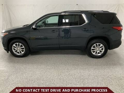 2020 Chevrolet Traverse for sale at Brothers Auto Sales in Sioux Falls SD