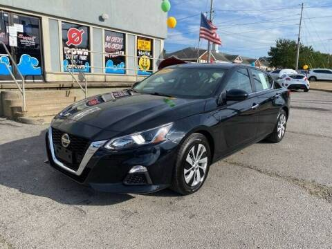 2020 Nissan Altima for sale at Bagwell Motors in Lowell AR