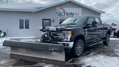 2017 Ford F-350 Super Duty for sale at Action Motor Sales in Gaylord MI