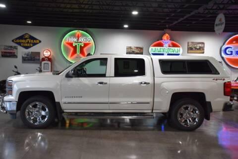 2015 Chevrolet Silverado 1500 for sale at Choice Auto & Truck Sales in Payson AZ