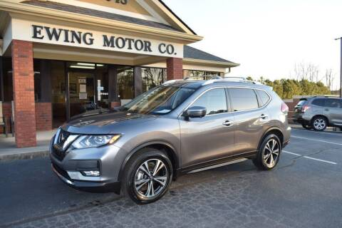 2019 Nissan Rogue for sale at Ewing Motor Company in Buford GA