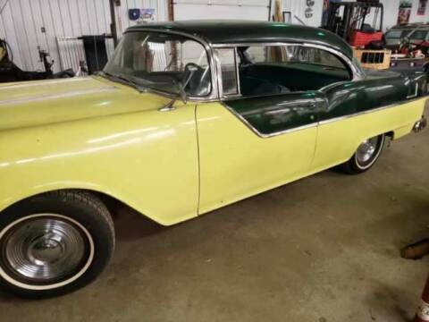 1955 Pontiac Chieftain for sale at Haggle Me Classics in Hobart IN