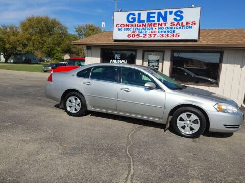 2008 Chevrolet Impala for sale at Glen's Auto Sales in Watertown SD