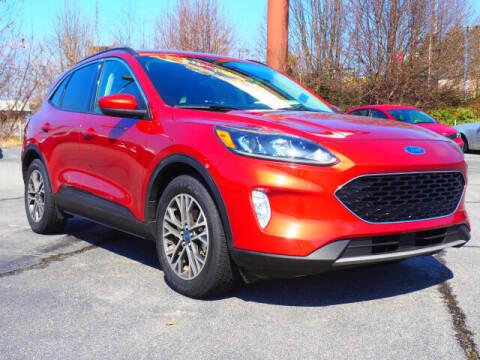 2020 Ford Escape for sale at Southern Auto Solutions - Kia Atlanta South in Marietta GA