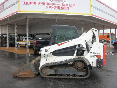 2017 Bobcat T595 Skid Steer for sale at Classics Truck and Equipment Sales in Cadiz KY