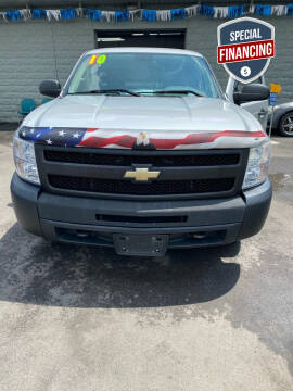 2010 Chevrolet Silverado 1500 for sale at Right Choice Automotive in Rochester NY