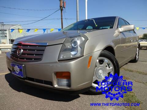 2004 Cadillac CTS for sale at Top Gear Motors in Union Gap WA