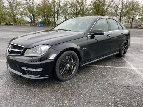 2013 Mercedes-Benz C-Class for sale at Amicars in Easton PA