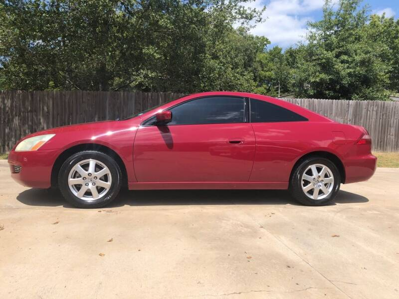 2005 Honda Accord for sale at H3 Auto Group in Huntsville TX