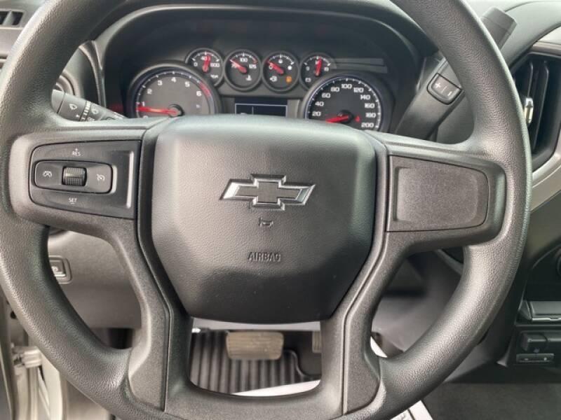 2019 Chevrolet Silverado 1500 Custom Trail Boss - Geneva NY