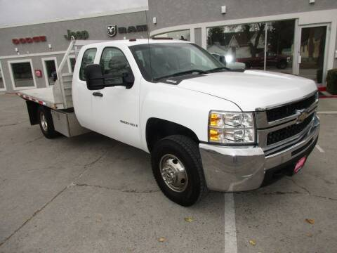 2007 Chevrolet Silverado 3500HD CC for sale at West Motor Company in Hyde Park UT