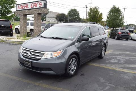 2012 Honda Odyssey for sale at I-DEAL CARS in Camp Hill PA