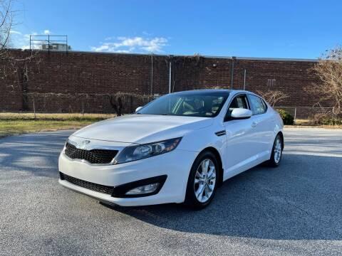 2013 Kia Optima for sale at RoadLink Auto Sales in Greensboro NC