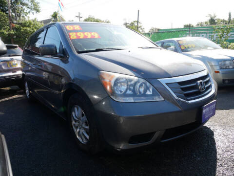 2008 Honda Odyssey for sale at MICHAEL ANTHONY AUTO SALES in Plainfield NJ