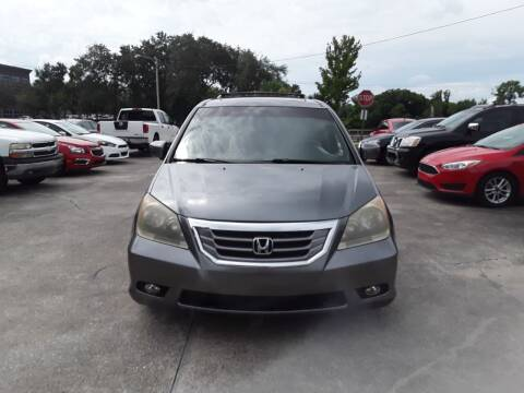 2009 Honda Odyssey for sale at FAMILY AUTO BROKERS in Longwood FL