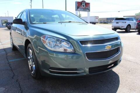 2009 Chevrolet Malibu for sale at B & B Car Co Inc. in Clinton Twp MI