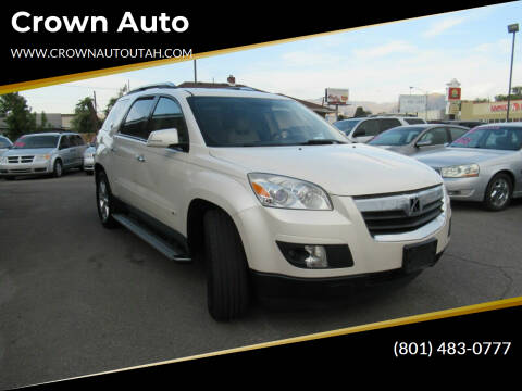 2008 Saturn Outlook for sale at Crown Auto in South Salt Lake City UT