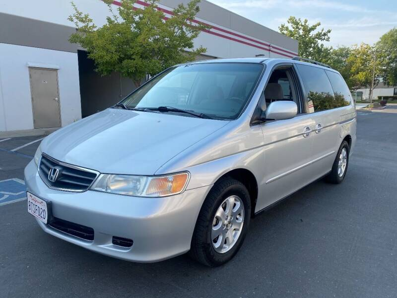 2003 Honda Odyssey for sale at 3D Auto Sales in Rocklin CA