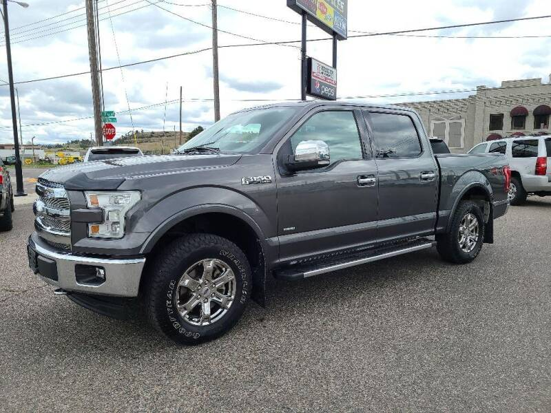2017 Ford F-150 for sale at Kessler Auto Brokers in Billings MT