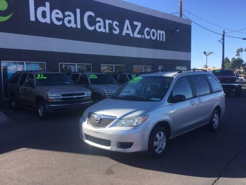 2005 Mazda MPV for sale at Ideal Cars in Mesa AZ