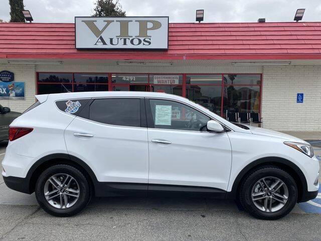 2018 Hyundai Santa Fe Sport for sale in Hemet, CA