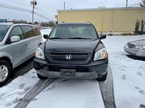 2005 Honda Pilot for sale at Certified Motors in Bear DE